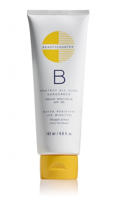 Beautycounter Protect All Over SPF 30 Sunscreen Review